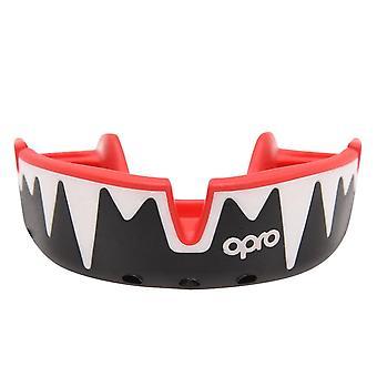 Opro Self Fit Platinum Fangz Mouth Guard