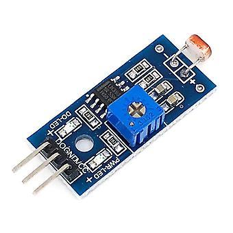 Sensor de resistência ao brilho, resistor de intensidade de luz detecta resistor fotosensitivo