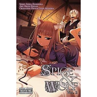 Spice and Wolf Vol. 2 (manga)
