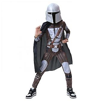 Hunter Costume Kids Cosplay Jumpsuit Child Zip Up Outfit(120cm)