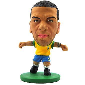 Brasil SoccerStarz Dani Alves Official Licensed Product