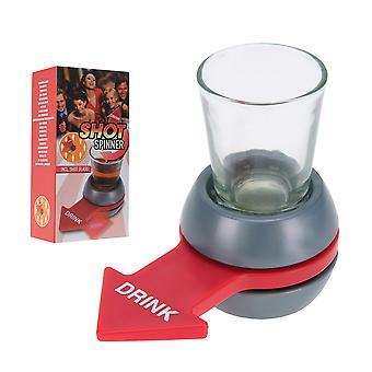 Juoma peli shot spinner