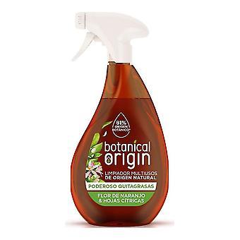 Umweltfreundlicher Mehrzweckreiniger Botanischer Ursprung Orangenblüten- und Zitrusblätter (500 ml)