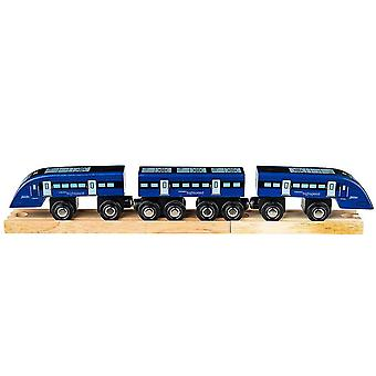 Toy trains train sets bigjigs rail high speed one train - other major rail brands are compatible