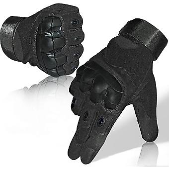A Pair Of Men's Tactical Combat Military Gloves Summer Sports Gloves Motocross Cut Protection