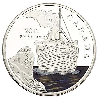 British Titanic Ship Love Versilberte Gedenkmünze Sammlermünze Lucky Coin Coin Medal