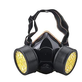 Staubmaske Spray Farbe Industrielles chemisches Gas Atemschutzgerät