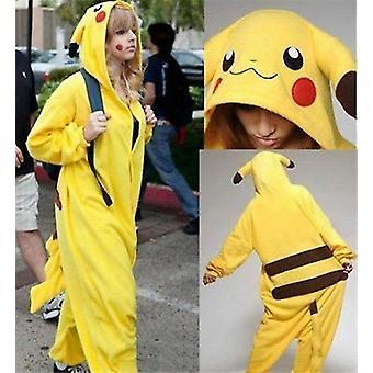 Kinder Erwachsene Pikachu Pokemon Einhorn Cosplay Kostüm