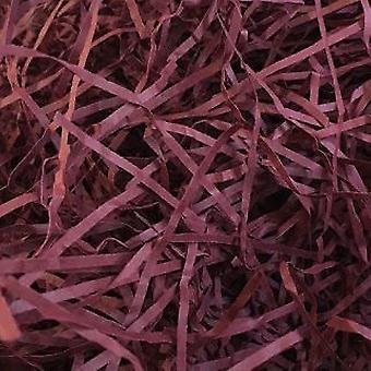 Burgund geschreddert 4kg Papiersack