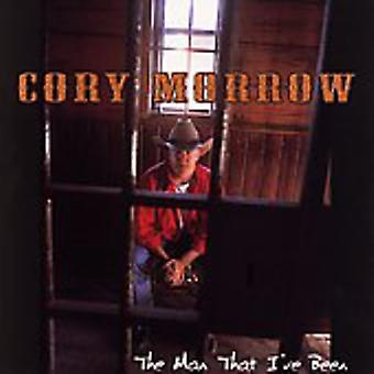 Cory Morrow - Man I'Ve Been [CD] USA import