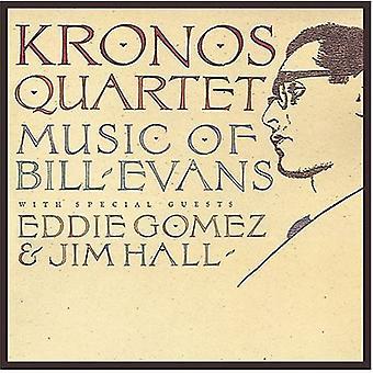 Kronos Quartet - Music of Bill Evans [CD] USA import