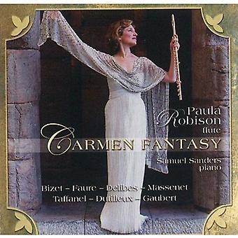 Paula Robison - Carmen Fantasy [CD] USA import