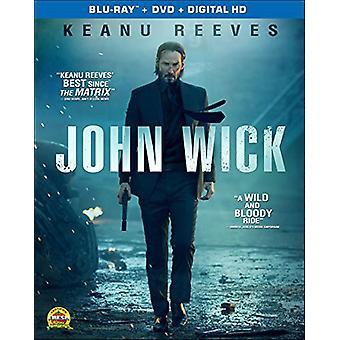 Importação de EUA John Wick [BLU-RAY]