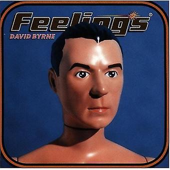 David Byrne - Feelings [CD] USA import