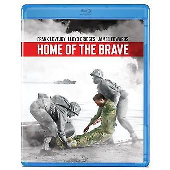 Hem för de modiga [Blu-ray] USA import