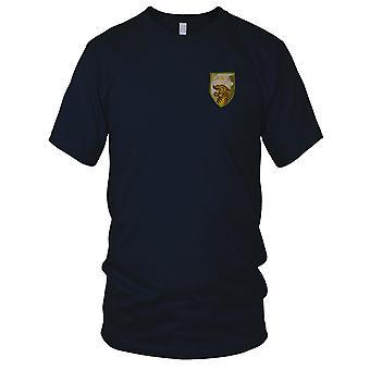 ARVN 1e mobiele Strike Force Command MACV - militaire Vietnam geborduurde Patch - Mens T Shirt