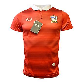 2015-2016 Thailand borte fotball skjorte
