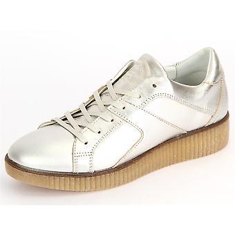 Bullboxer Silver Glattleder 932000E5LSLVRTD70 universal all year women shoes