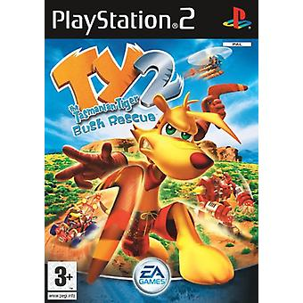 Ty The Tasmanian Tiger 2 (PS2) - New Factory Sealed
