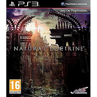 Doktryna naturalna (PS3) - Nowość