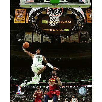 Terry Rozier Boston Celtics Action Photo Print