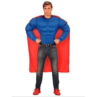 Superhjälte kostym