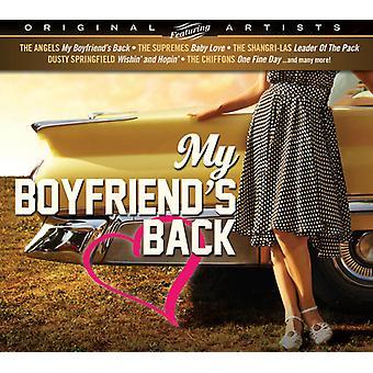 Various Artist - My Boyfriend's Back [CD] USA import