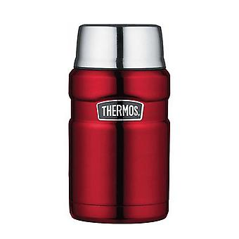 Thermos King S/Steel Vacuum Insulated Food Jar