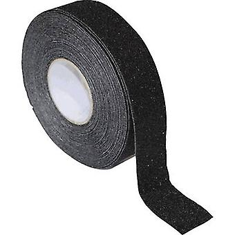 B-SAFETY AR140100 Anti-slip coating can be shaped Black (L x W) 18.3 m x 100 mm