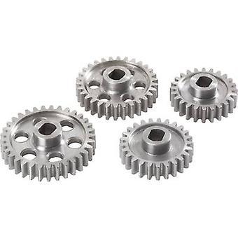 Reely 112015 + 112016 Ersatzteil Stahl Getriebe set