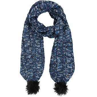 雷加塔 妇女/女士霜冻 II 丙烯酸 暖冬步行围巾