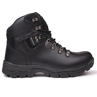 Karrimor Mens Skiddaw Walking Boots Waterproof Metal Eyelets Breathable Shoes