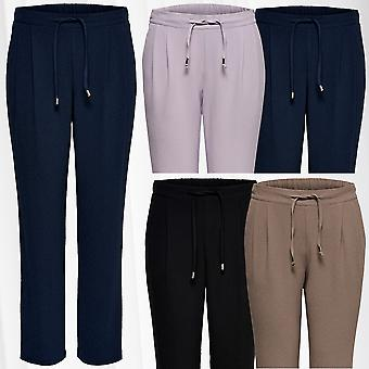 Women's Pants Poptrash Trousers Casual Loose Stretch Jacqueline de Yong JDYISAK