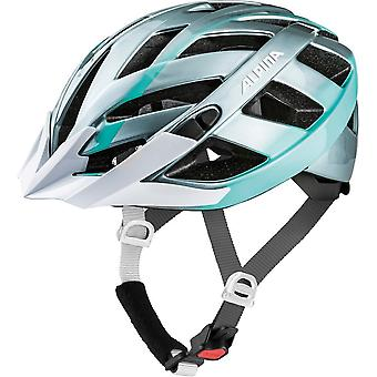 Alpina p Granny 2.0 bike helmet / / steelgrey/Emerald