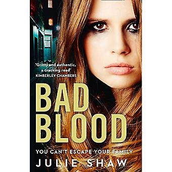 Bad Blood (Tales of the Notorious Hudson Family, Book 5)