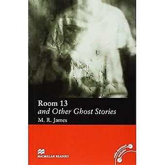 Room 13 and Other Ghost Stories: Macmillan Reader, Elementary Level (Macmillan Reader) (Macmillan Readers)