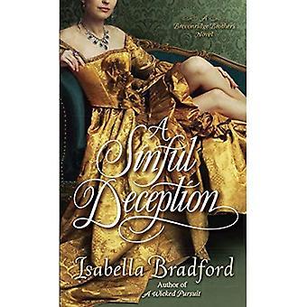 Une pécheresse Deception: Un roman frères Breconridge