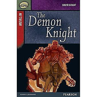 Snabba steg 7 ställa B: Merlin: Demon riddaren (snabb övre nivåer)