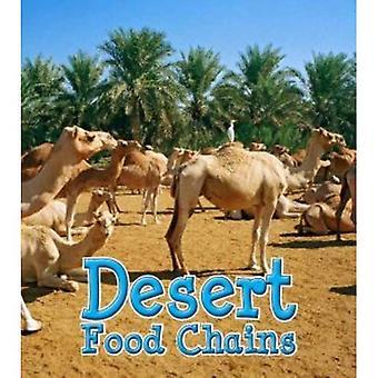 Catene alimentari (catene alimentari e ragnatele) del deserto