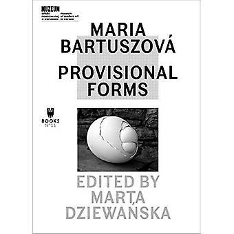 Maria Bartuszova: Väliaikainen lomakkeet (modernin taiteen museo Varsovassa - museo rakenteilla)