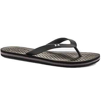 Under Armour Mens Atlantic Dune Comfort Flip Flop Sandals