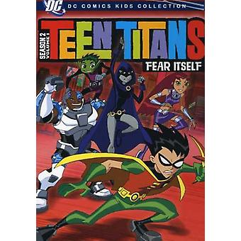 Teen Titans-Fear selv Vol. 1-sesong 2 [DVD] USA importere