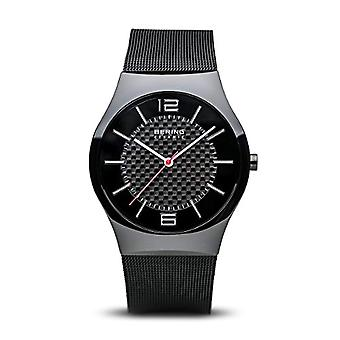 Bering quartz analogue Man with stainless steel strap 32039-449
