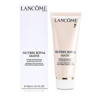 Lancome Nutrix Royal Mains Intense Nourishing & Restoring Hand Cream - 100ml/3.4oz