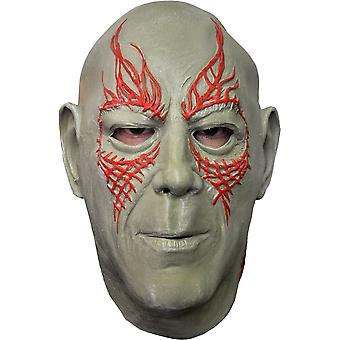 Drax The Destroyer Mask For Adults