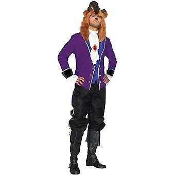 Beast Costume For Adults