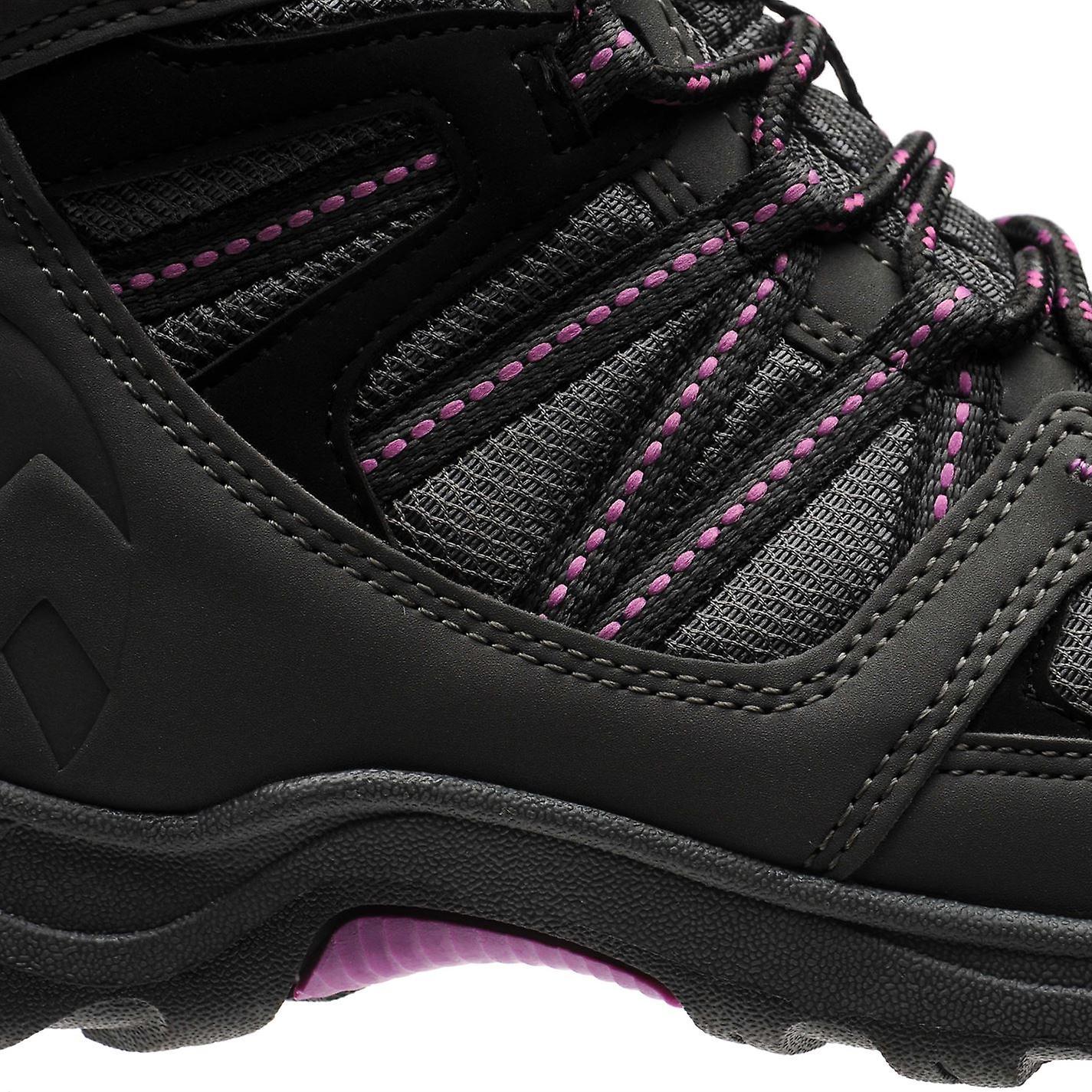 Gelert damskie Skido spaceru buty sznurowane kostki wyściełany kołnierz buty Ryxoe