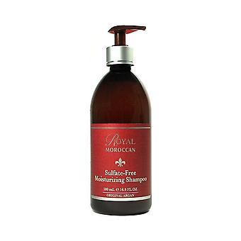 Koninklijke Marokkaanse Hair Repair Shampoo lanthaansulfaat gratis 500ml