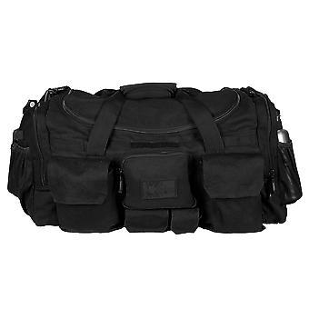 Datsusara Hemp Pro Gear Bag Black