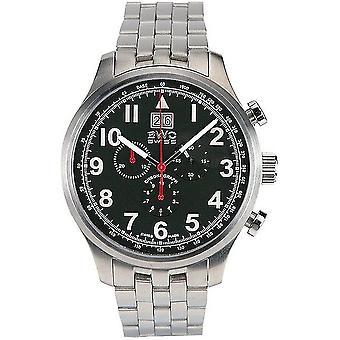 BWC Miesten Watch XXL Pilot Chronograph 20009.50.05